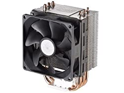Cooler Master Hyper TX3 - CPU Cooler with 3 Direct Contact Heat Pipes (RR-910-HTX3-G1)