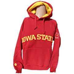 NCAA Iowa State Cyclones Hoodie by Donegal Bay
