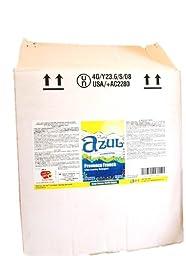 Azul AZ031200 Laundry Detergent, Premium French Provence Lilac Milled Powder Detergent (50lb)
