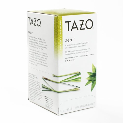 Tazo Zen Green Tea - 24 Bags (1.7 Ounce)