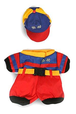 Nascar Racing Uniform Outfit Teddy Bear Clothes