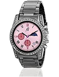 Yepme Women's Chrono Watch - Pink