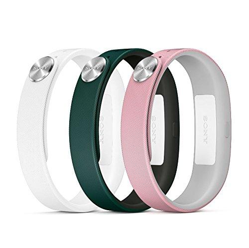 pulsera inteligente colores