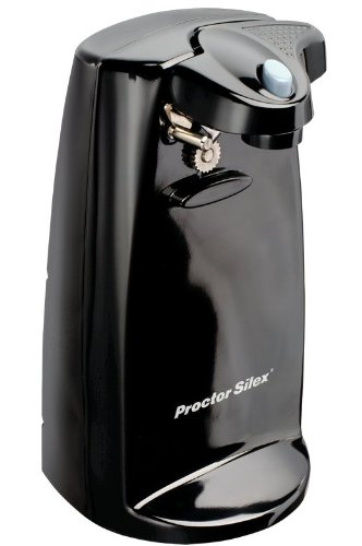 Proctor-Silex 75217R Power Can Opener-Black