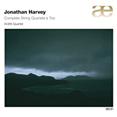 Jonathan Harvey: Complete string quartets & trio - Quatuor Arditti