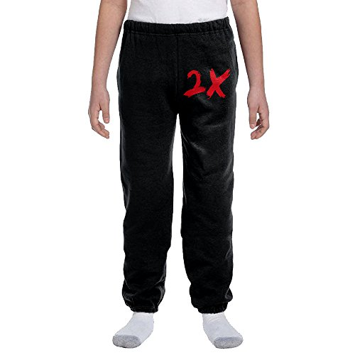 Youth OTF Lil Durk Durk 2X Cotton Sweatpants (Lil Durk Otf compare prices)