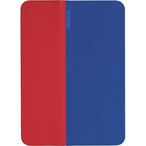 Logitech Any Angle Protective Case with Any-Angle Stand for iPad Air 2, Blue/Red (939-001234)