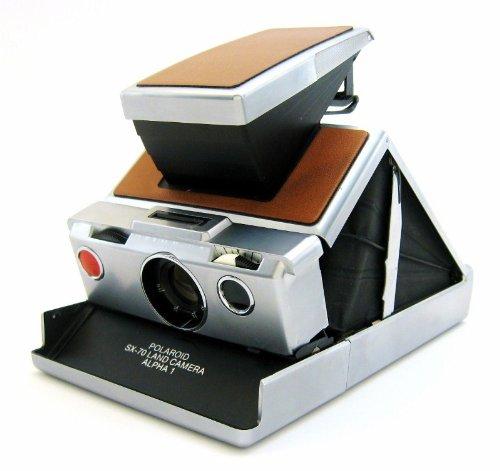 Polaroid SX-70 Alpha Instant Folding Camera