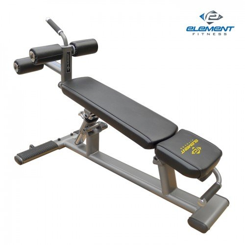 Element Fitness Commercial Ab/Crunch Bench (Commercial Fitness compare prices)