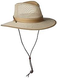 Henschel Aussie 5310-Khaki Hat,Khaki,Small
