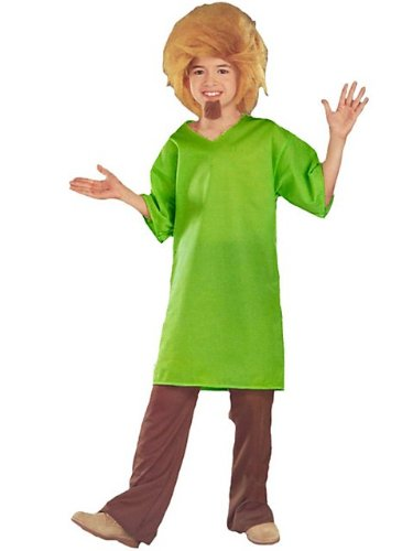Rubies Costume Co R38961-L Shaggy Child Size Large