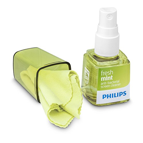 Philips SVC1119M/27 Scented Screen Cleaner, Mint (Philips Screen Cleaner compare prices)