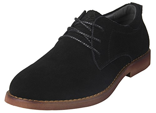 ilovesia-mens-classic-leather-suede-oxford-shoes-desert-shoe-uk-size-85-black