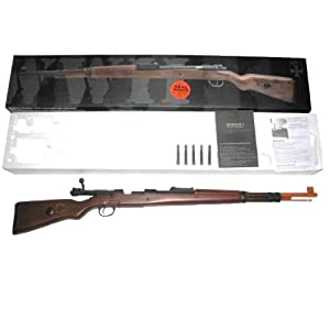 Amazon.com: K98 Mauser Replica Airsoft Rifle: Sports & Outdoors