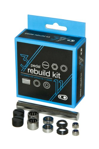 Crank Brothers Level 3 And 11 Pedals Rebuild Kit