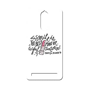 BLUEDIO Designer Printed Back case cover for Lenovo K5 Note - G3945