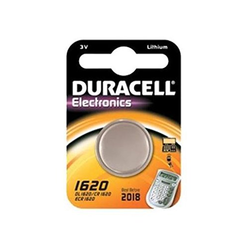 DURACELL 10 de Lithium DL1620 x Lithium