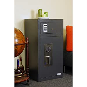 Protex Safes HDR-83 2-In-1 Safe