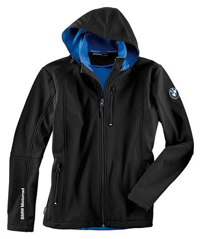 BMW Genuine Motorcycle Riding Bmw Logo Men'S Softshell Jacket 4XL Black (Bmw Riding Gear compare prices)