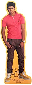 One Direction 12 Stand-up Cutout Zayn from One Direction