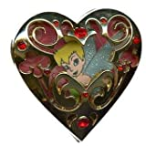 Disney Pins - Tinker Bell Birthstone Collection 2010 - January - LE 74774