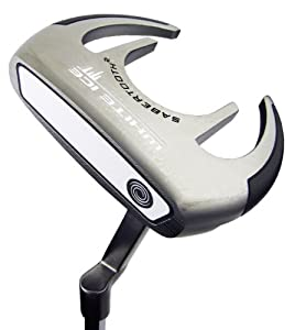 Odyssey White Ice Sabertooth 2 Putter (33, Left Hand)