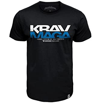 Krav Maga Israel System Of Self Defense, MMA T-shirt (size Small)
