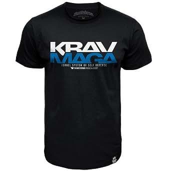 Krav Maga Israel System Of Self Defense, MMA T-shirt (size Medium)