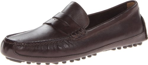 Cole Haan Men's Grant Canoe Penny Slip-On Loafer,T Moro,9 M US