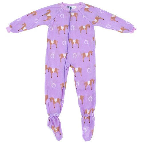 Kids Pajamas With Feet front-844095