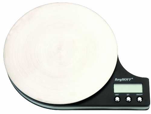 BergHOFF Stainless Steel Electronic Kitchen Scale