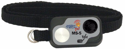 High Tech Pet Micro Sonic 5 WaterResistant Collar with Digital Transmitter MS5 Picture
