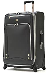 Olympia Luggage Skyhawk 30 Inch Expandable Vertical Rolling Case