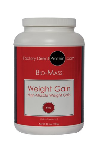 Image of Bio-Mass Weight Gainer (B004ITL116)