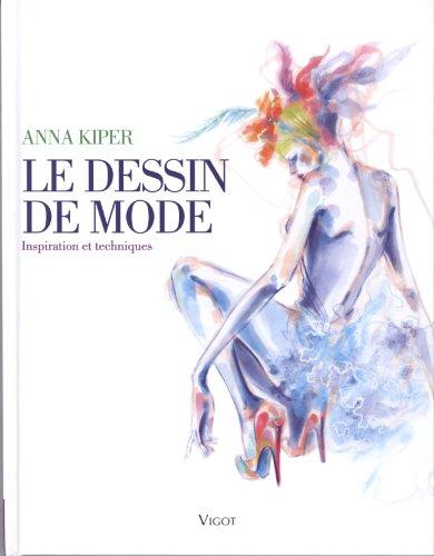 Le dessin de mode : Inspiration et techniques