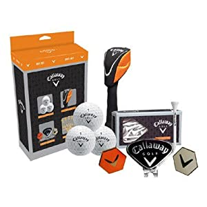 Callaway Golf Headcover and War Bird Golf Ball Gift Pack - C10606