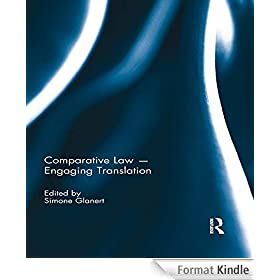 Comparative Law, Engaging Translation