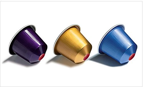 Buy 50 Pack Nespresso Decaffeinato Variety (Decaffeinato Arpeggio, Decaffeinato Vivalto, Decaffeinato Volluto) - Nespresso