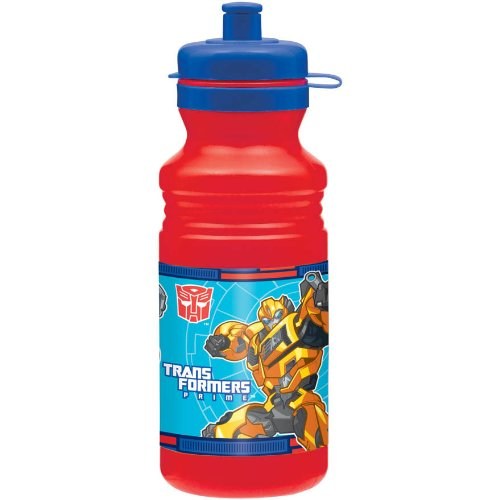 Transformers Prime Single Drink Bottle