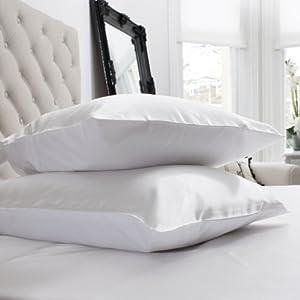 Jasmine Silk 100% 16 Momme Charmeuse Silk Pillowcase With Cotton underside 50 x 75 cm