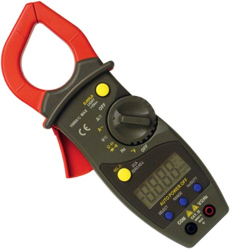 Clamp On Ammeter Dc : Awardpedia auto ranging ac dc digital clamp meter