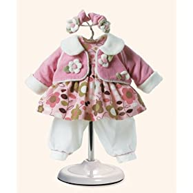Pink Corduroy Jacket/Jumper 2009 Adora doll outfit