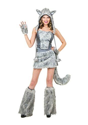 Sexy Wolf Costume