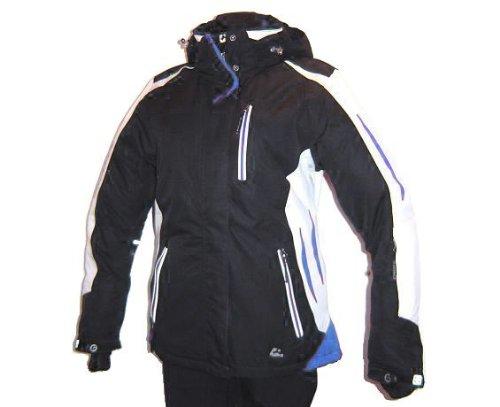 Killtec Namosi Funktionsjacke für Frauen, blau/schwarz, 36