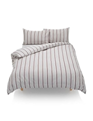 Cosy Striped Bedset