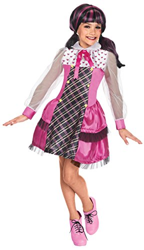 Rubie's Costume Monster High Draculaura Child Costume, Small