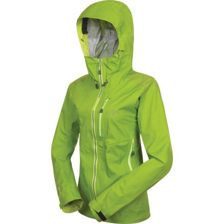 Millet Trilogy GTX Jacket - Women's Greenery, L