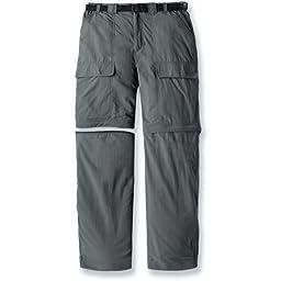 White Sierra Men\'s Trail 30-Inch Inseam Convertible Pant, XX-Large/ 30-Inch, Stone