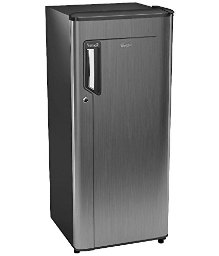 Whirlpool 205 IM Powercool PRM 5S (Titanium) 190 Litre Single Door Refrigerator