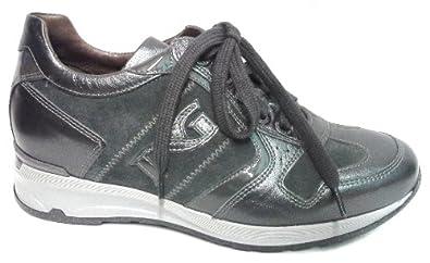 Nero giardini scarpa donna sneakers colore nero modello a106533 100 taglia 37 - Amazon scarpe nero giardini ...